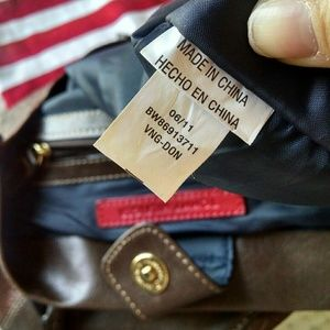 ff6f82e435 Tommy Hilfiger Bags - ⬇25 Brown Tommy Hilfiger Crocodile leather Handbag